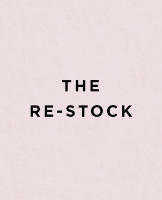 THE RE-STOCK