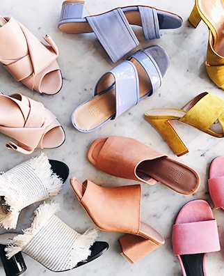 THE SHOE REPORT: MULES