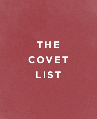 the covet list