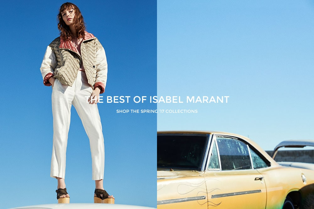 The Best of Isabel Marant 02/18/17