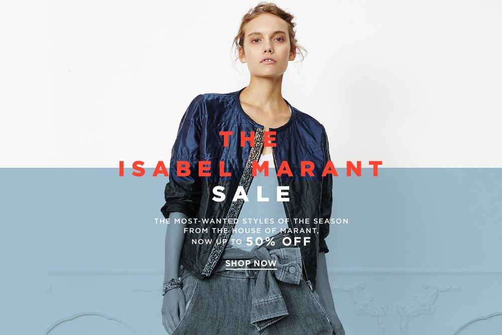 The Isabel Marant Sale 05/28/16