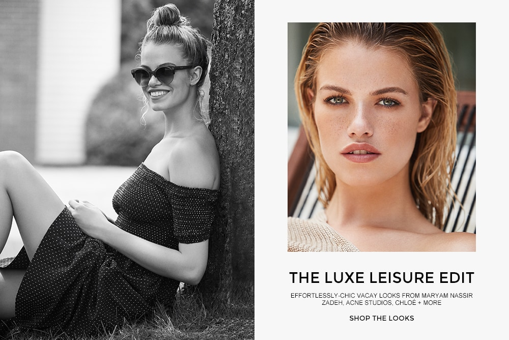 The Luxe Leisure Edit 07/24/16