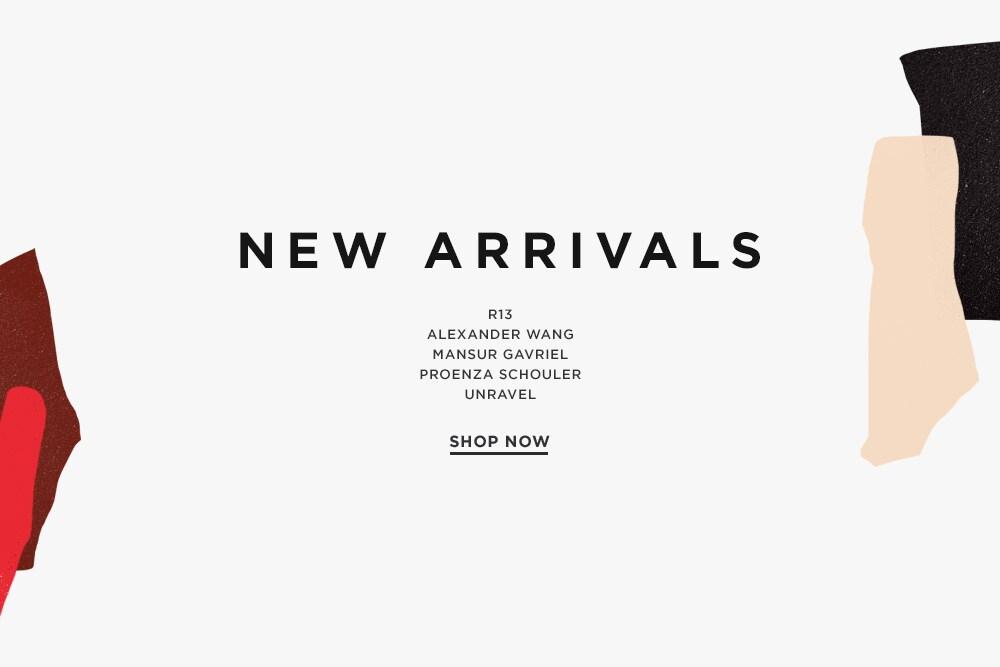 New Arrivals 08/31/16