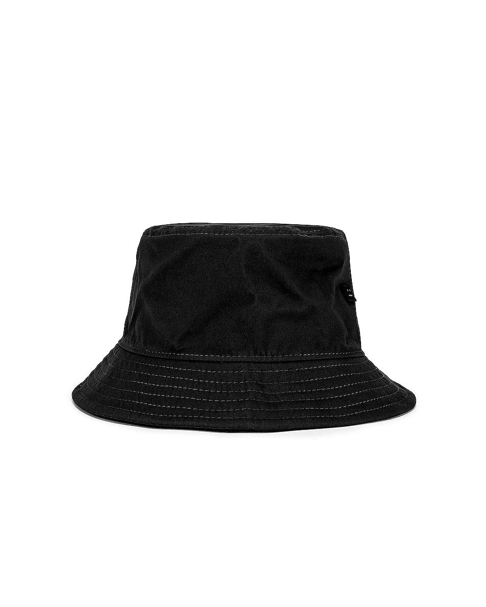 cd92e109 Image 1 of Acne Studios Bucket Hat in Black