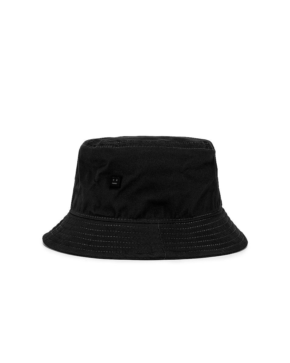 d0b911df Image 3 of Acne Studios Bucket Hat in Black
