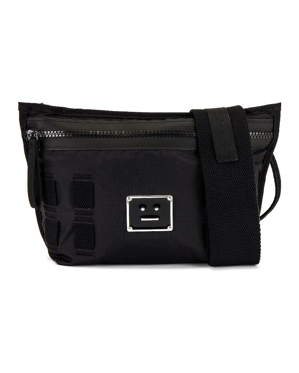 Image 1 of Acne Studios Bum Bag in Black