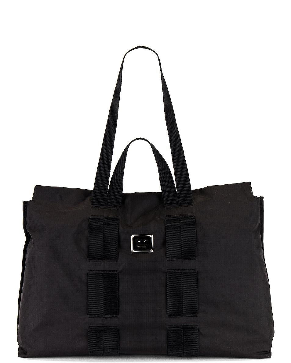 Image 1 of Acne Studios Tote Bag in Black