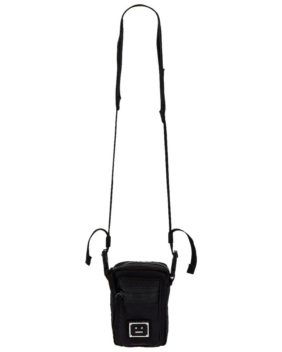 Image 1 of Acne Studios Arvel Plaque Face in Black