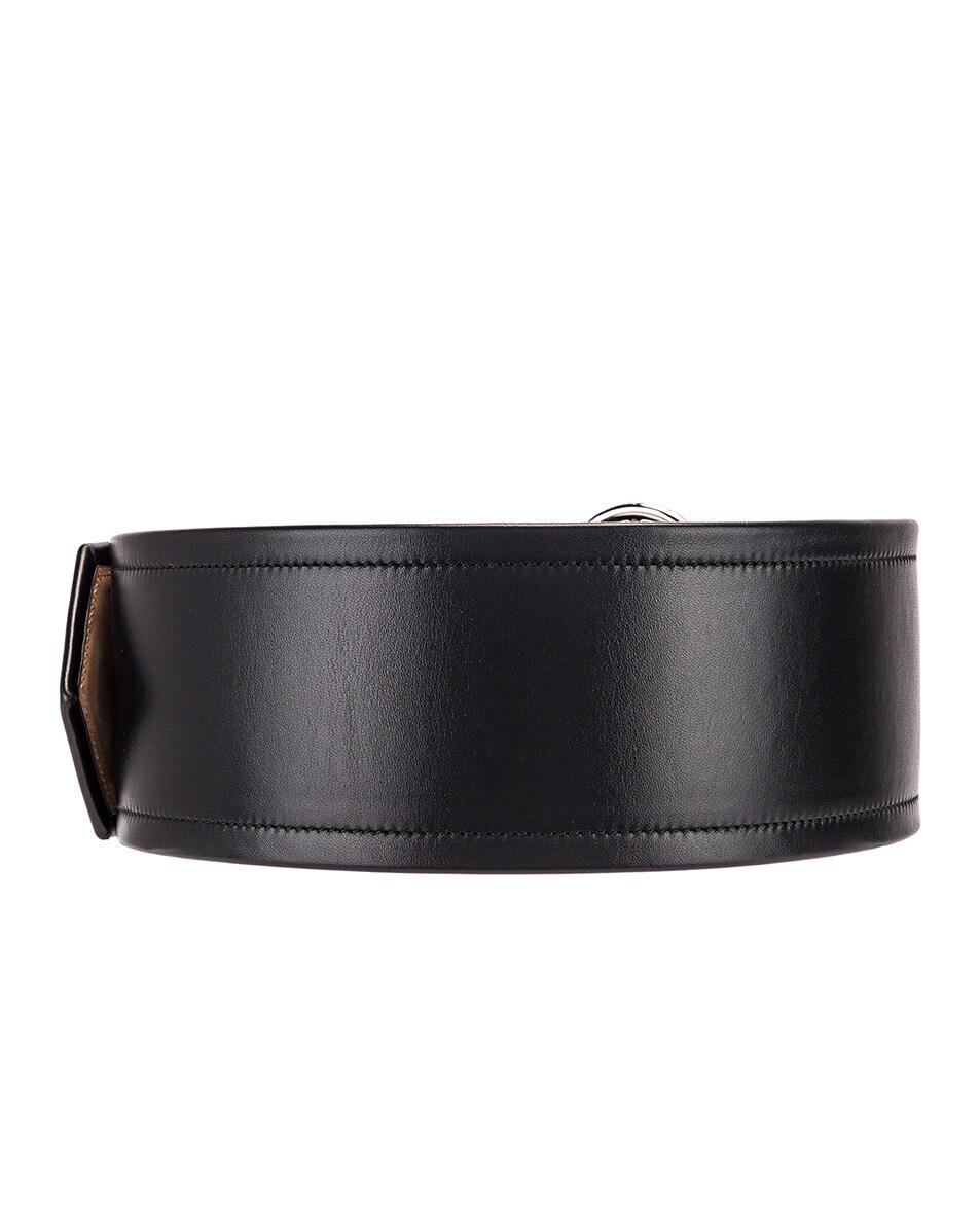 Image 2 of Acne Studios Large Belt in Black