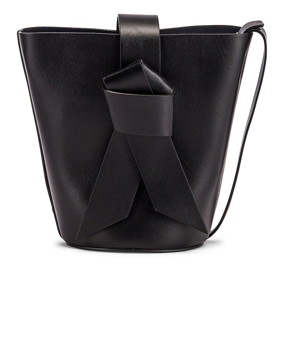 Image 1 of Acne Studios Musubi Bucket Bag in Black