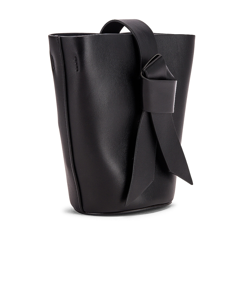 Image 4 of Acne Studios Musubi Bucket Bag in Black