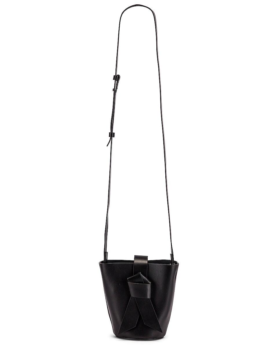 Image 6 of Acne Studios Musubi Bucket Bag in Black