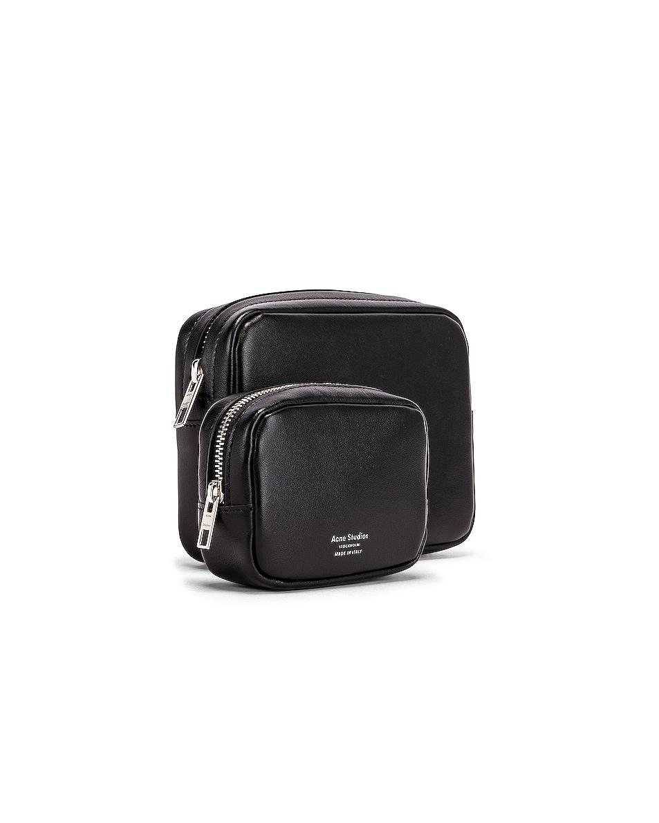 Image 6 of Acne Studios Musubi Belt Pouch Bag in Black