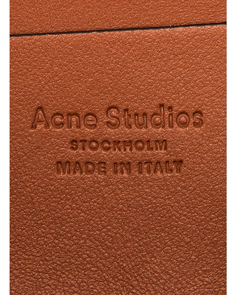 Image 7 of Acne Studios Mini Bag in Almond Brown