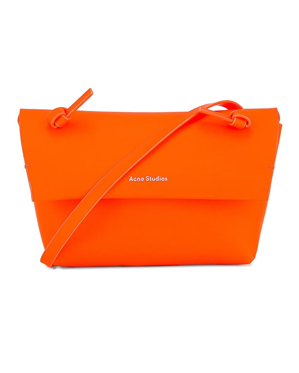 Image 1 of Acne Studios Mini Bag in Fluo Orange
