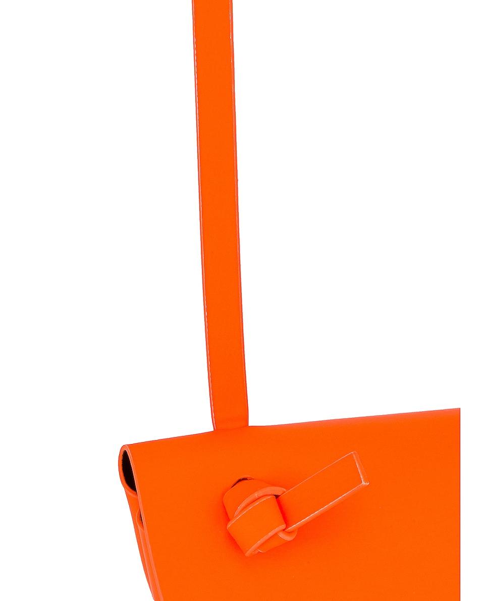 Image 8 of Acne Studios Mini Bag in Fluo Orange