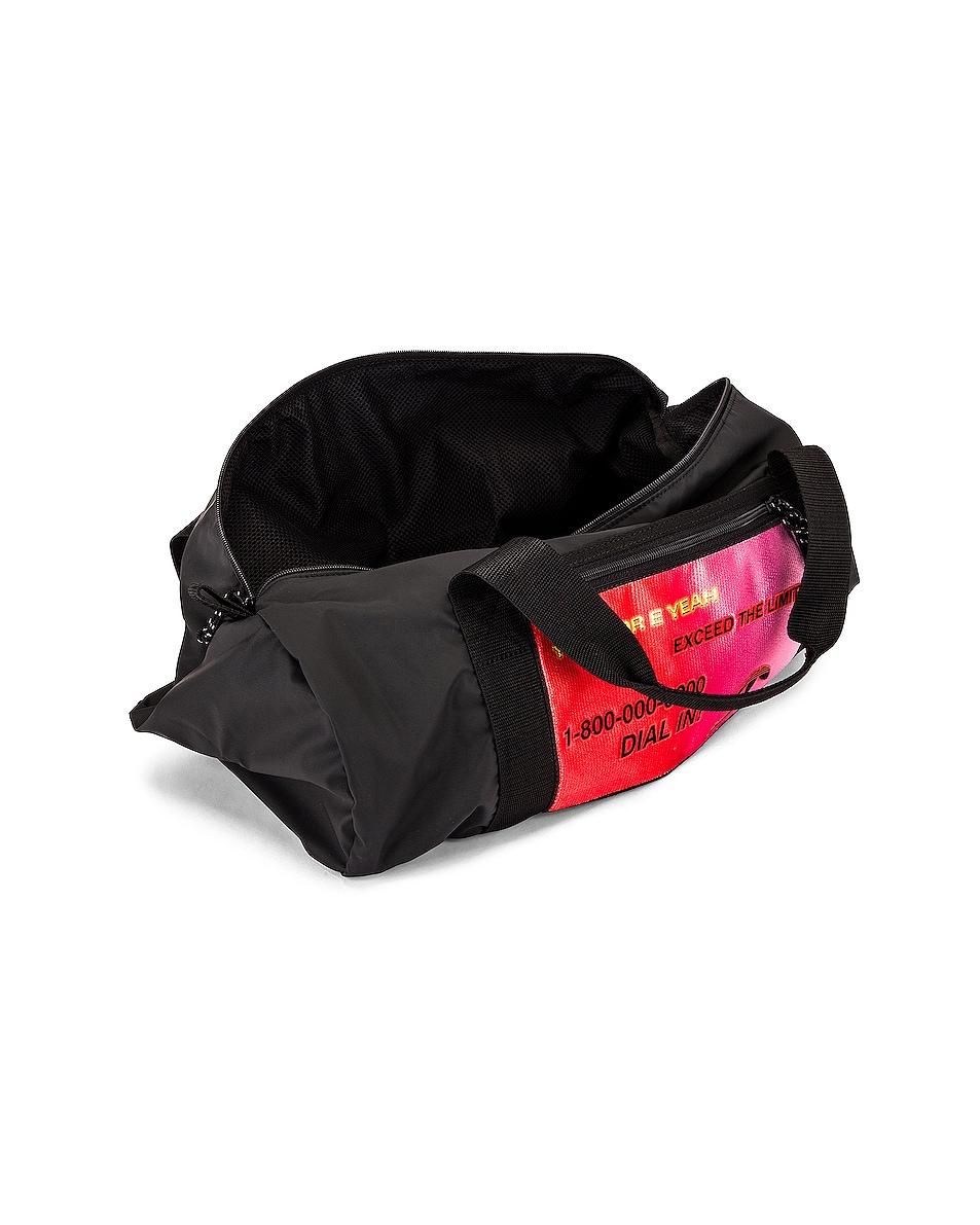 Image 5 of adidas by Alexander Wang AW Duffel Bag in Black