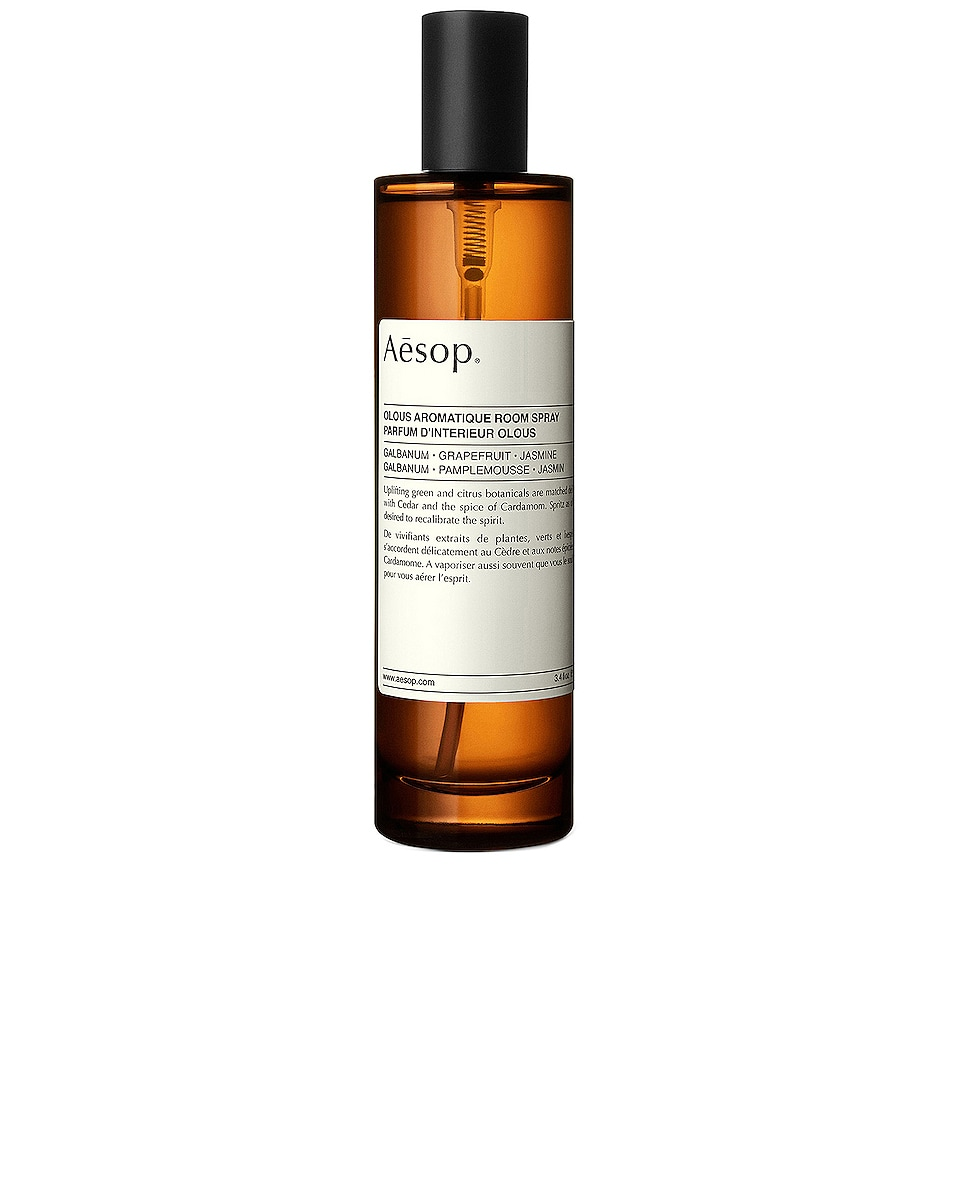 Image 1 of Aesop Olous Aromatique Room Spray in