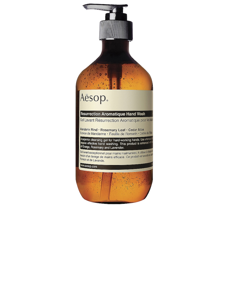 Image 1 of Aesop Resurrection Aromatique Hand Wash in