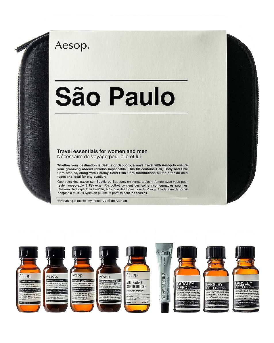 Image 1 of Aesop City Kit Sao Paulo in