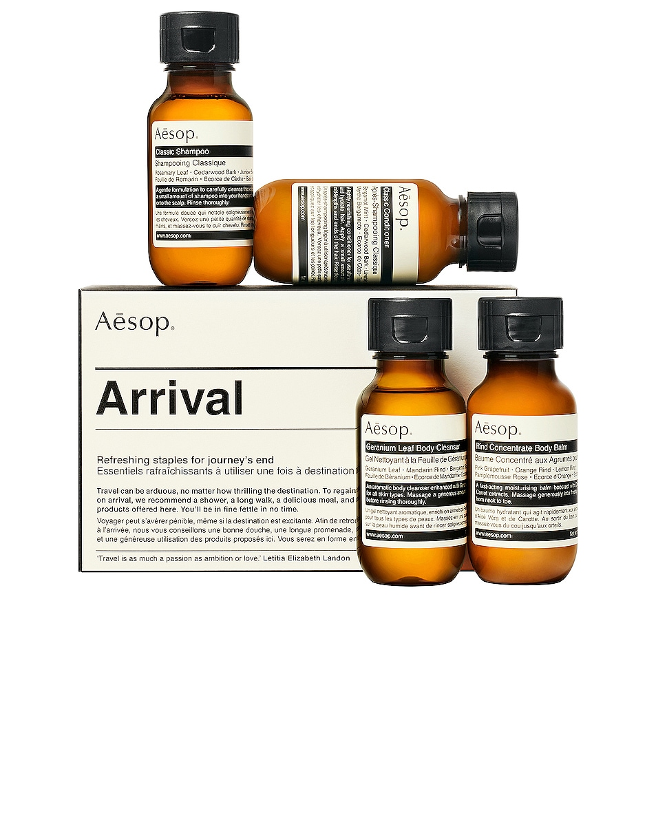 Image 1 of Aesop Arrival Travel Kit in