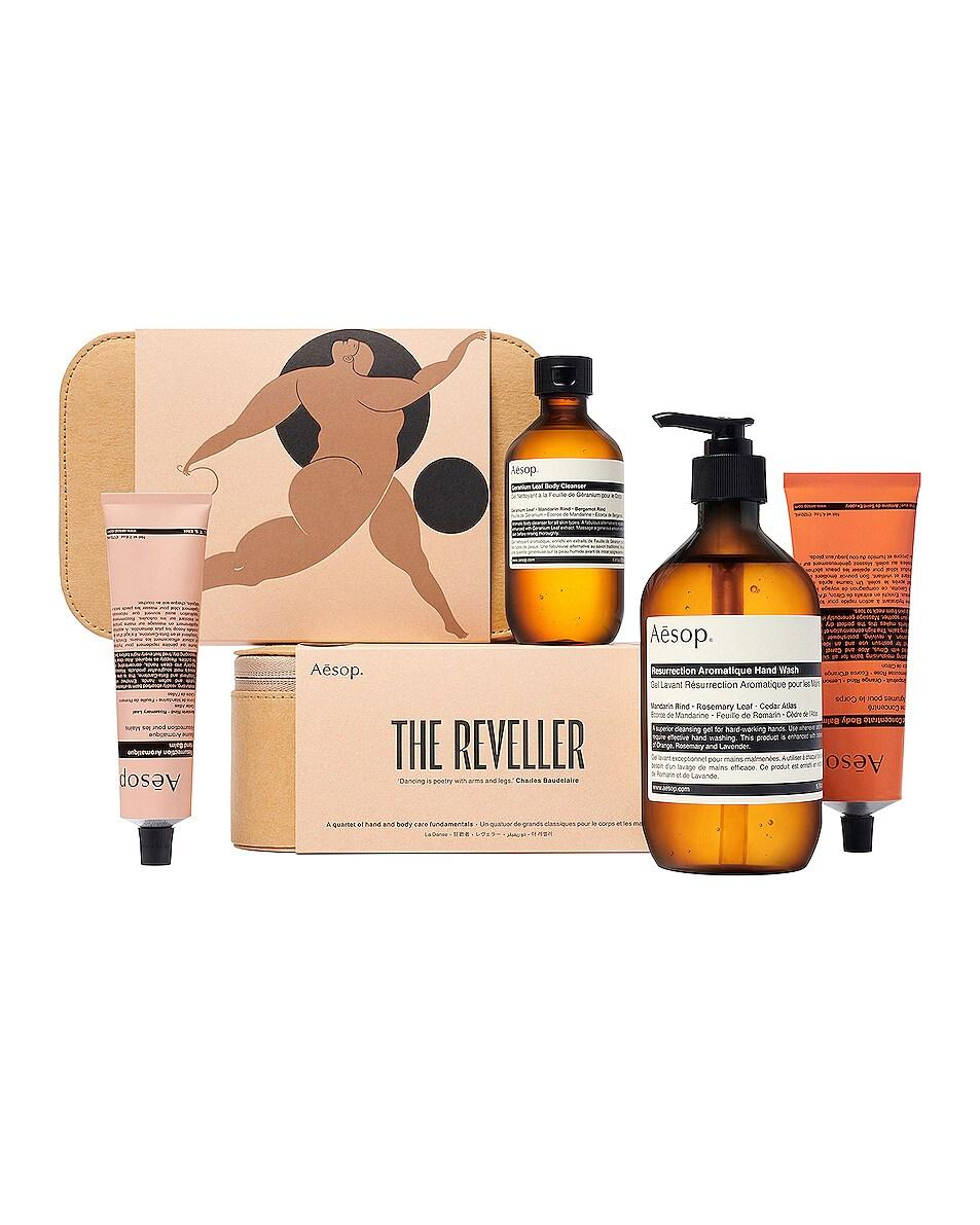 Image 1 of Aesop The Reveller Gift Kit in