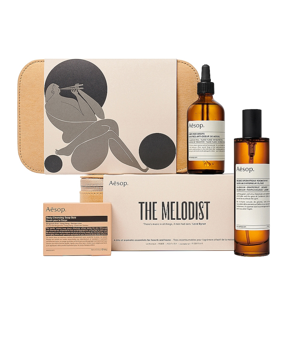 Image 1 of Aesop The Melodist Gift Kit in