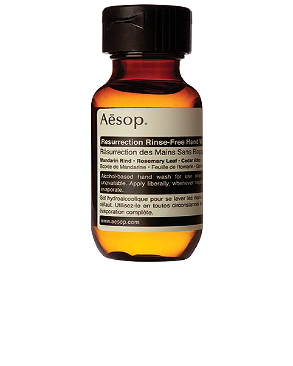 Image 1 of Aesop Resurrection Rinse-Free Hand Wash in