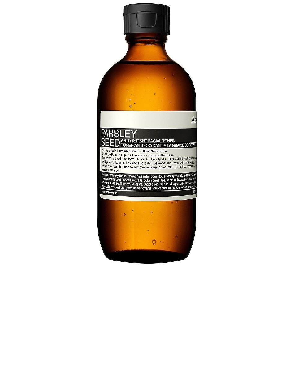 Image 1 of Aesop Parsley Seed Anti-Oxidant Facial Toner in