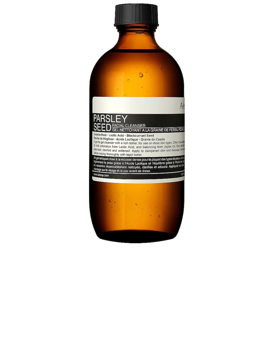 Image 1 of Aesop Parsley Seed Face Cleanser in