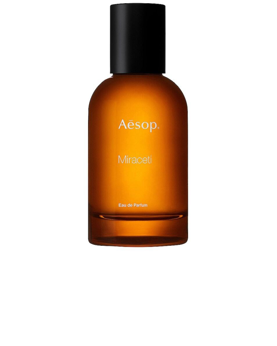 Image 1 of Aesop Miraceti Eau de Parfum in