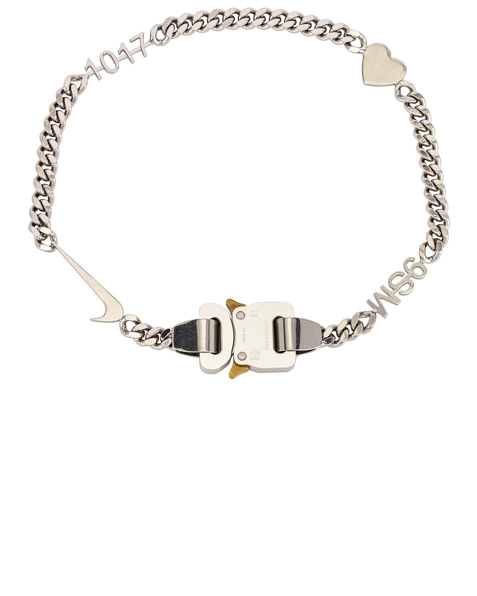 Image 1 of 1017 ALYX 9SM Hero Necklace in Silver