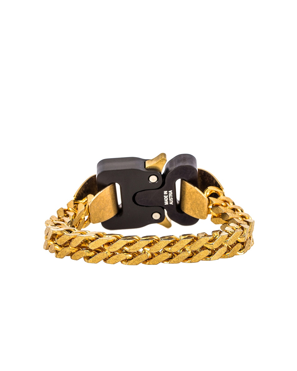 Image 3 of 1017 ALYX 9SM River Link Bracelet in Gold