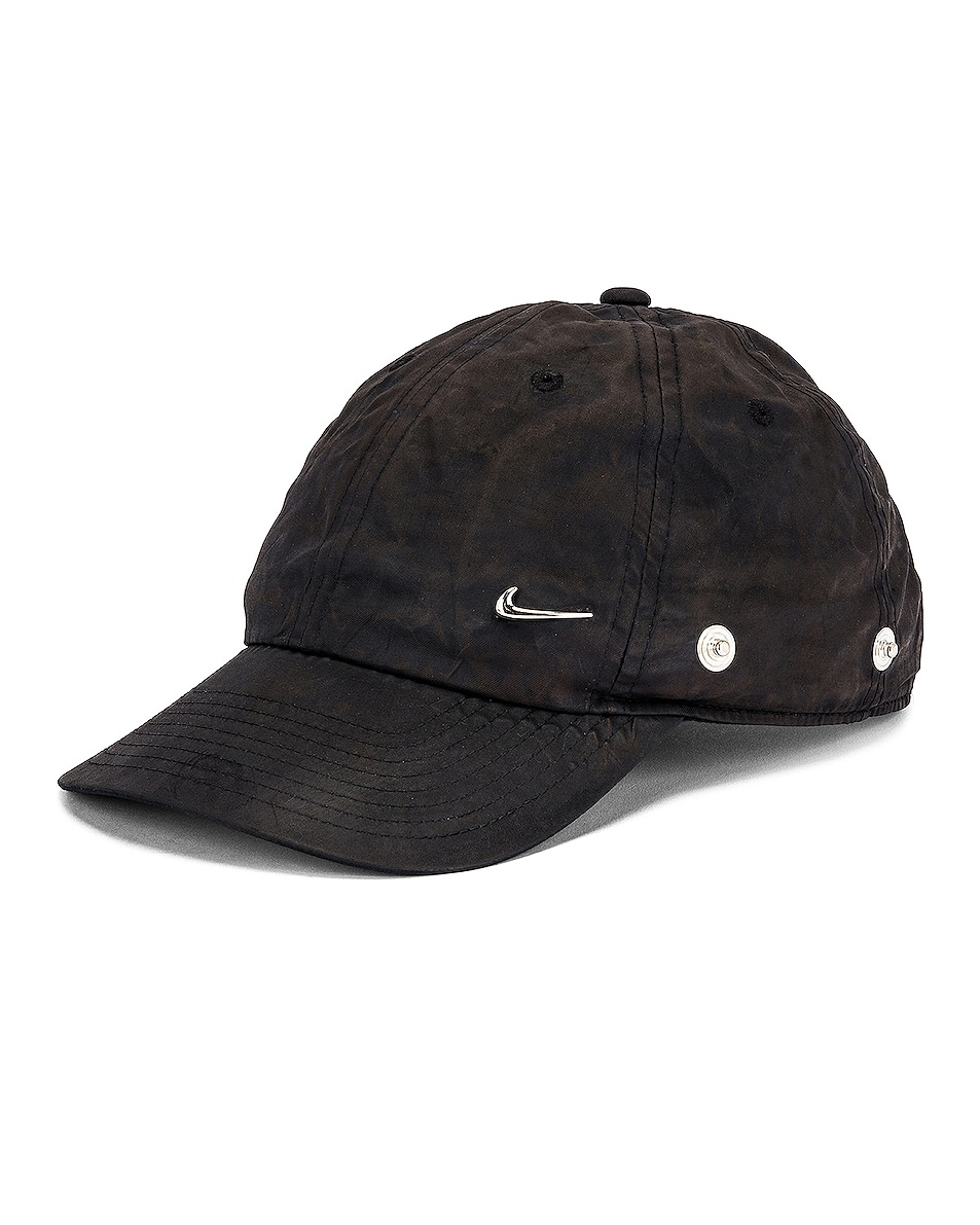 Image 2 of 1017 ALYX 9SM Nike Cap With Flap in Black