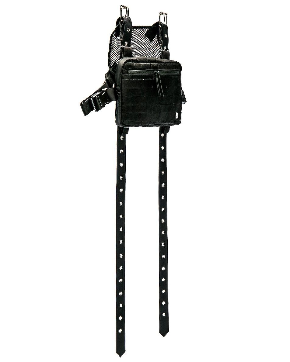 Image 3 of 1017 ALYX 9SM Mackintosh Strap Chest Rig in Black