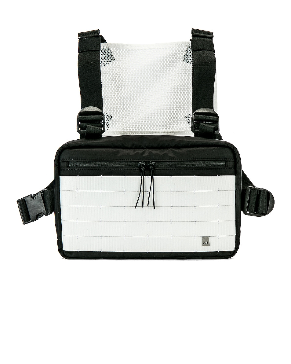 Image 1 of 1017 ALYX 9SM Classic Chest Rig in Black & White