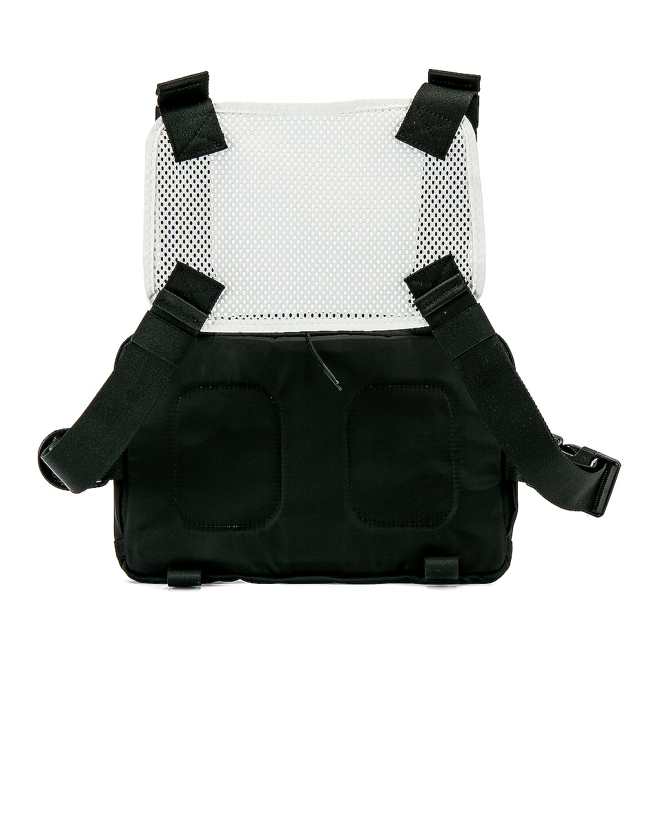 Image 2 of 1017 ALYX 9SM Classic Chest Rig in Black & White