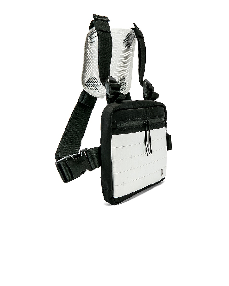 Image 3 of 1017 ALYX 9SM Classic Chest Rig in Black & White