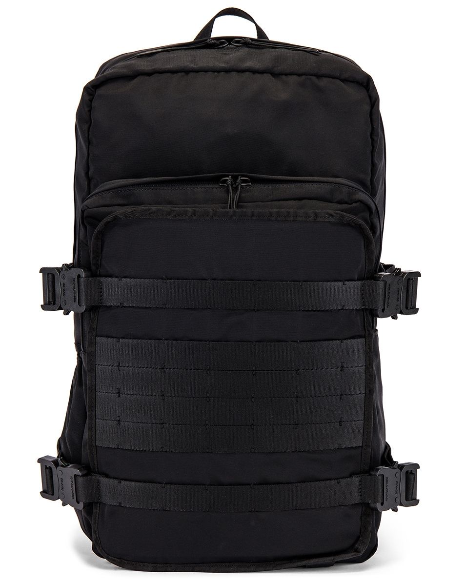 Image 1 of 1017 ALYX 9SM Camping Backpack in Black