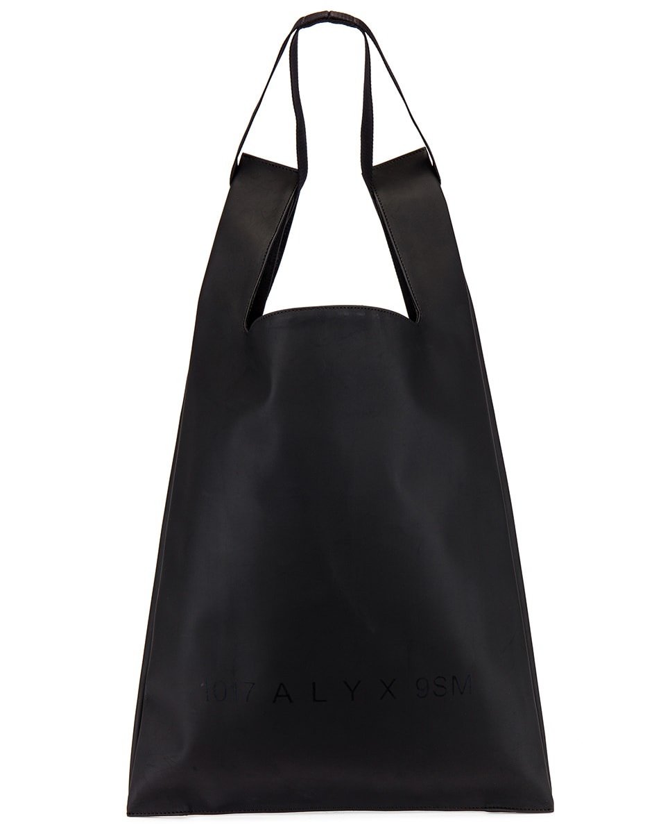 Image 1 of 1017 ALYX 9SM Shopping Bag in Black