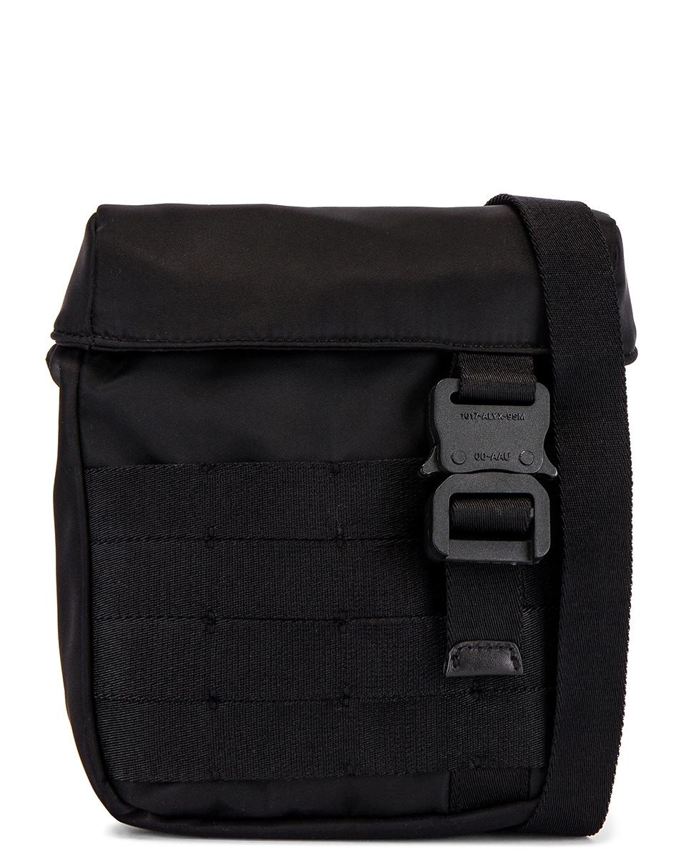 Image 1 of 1017 ALYX 9SM Military Shoulder Bag in Black
