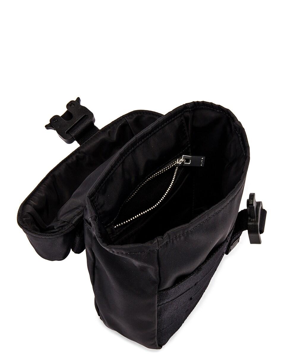 Image 4 of 1017 ALYX 9SM Military Shoulder Bag in Black