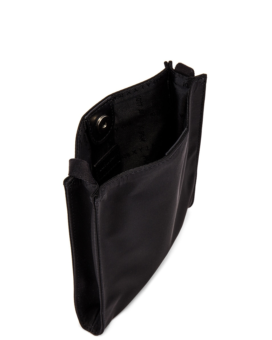 Image 4 of 1017 ALYX 9SM Passport Crossbody Bag in Black
