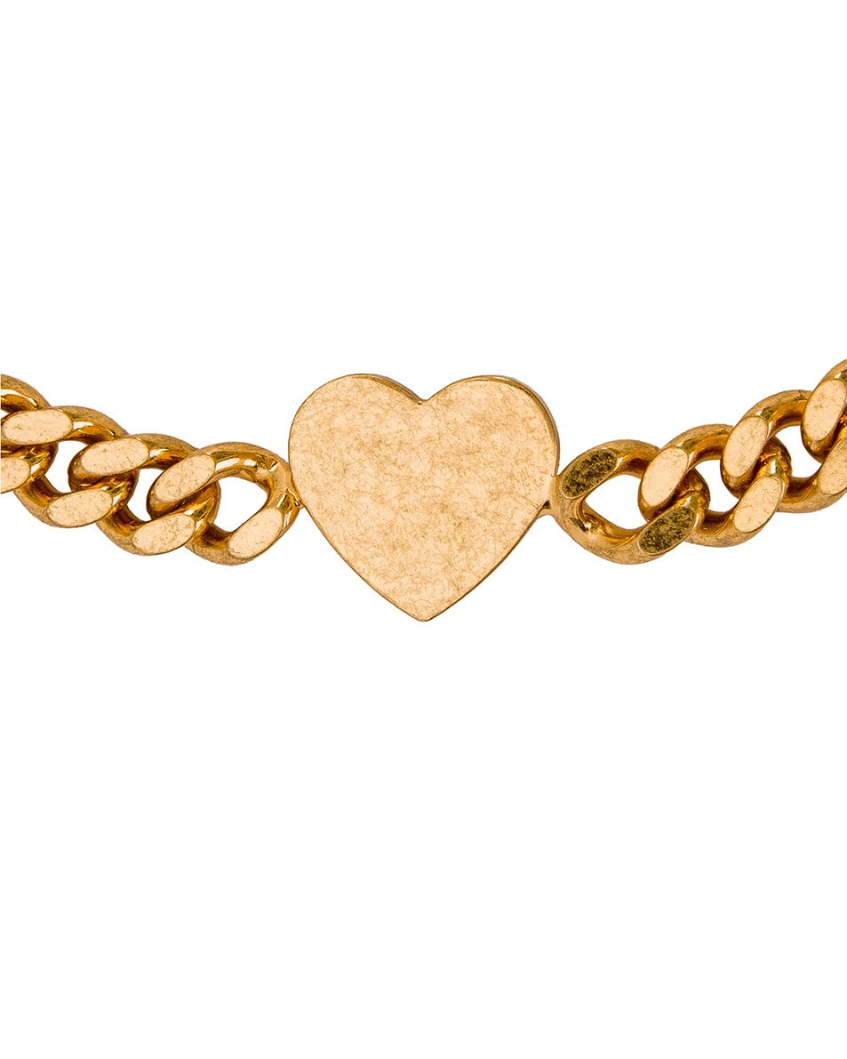 Image 4 of 1017 ALYX 9SM Hero Charm Necklace in Gold