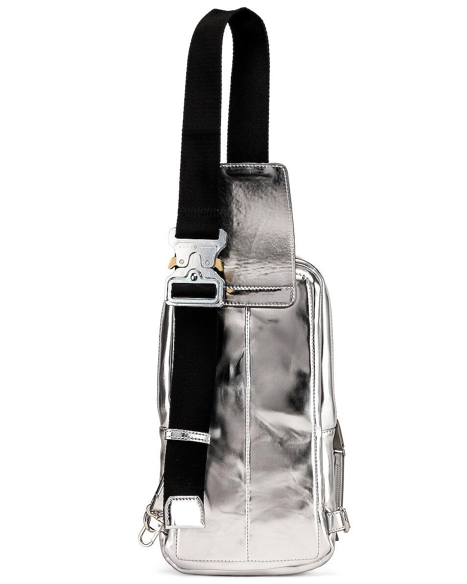Image 3 of 1017 ALYX 9SM Crossbody Bag in Silver
