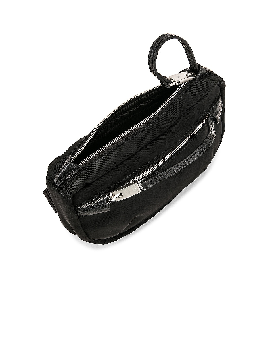 Image 5 of 1017 ALYX 9SM Small Waist Pouch in Black