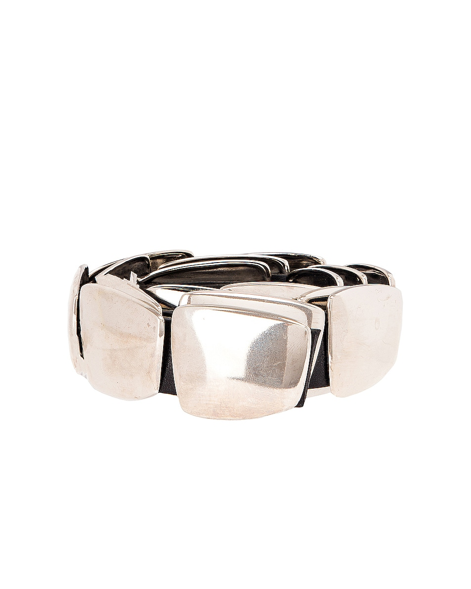 Image 1 of ALBERTA FERRETTI Metal Belt in Black