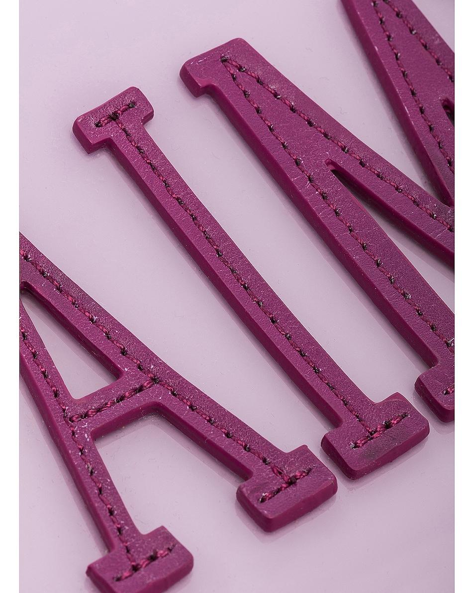 Image 7 of ALBERTA FERRETTI Je Taime Small Tote in Pink