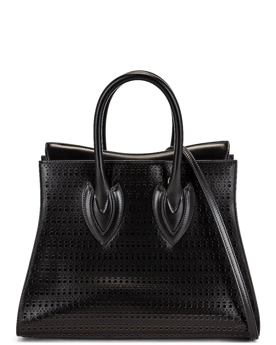 Image 1 of ALAÏA Sidi 31 Bag in Noir