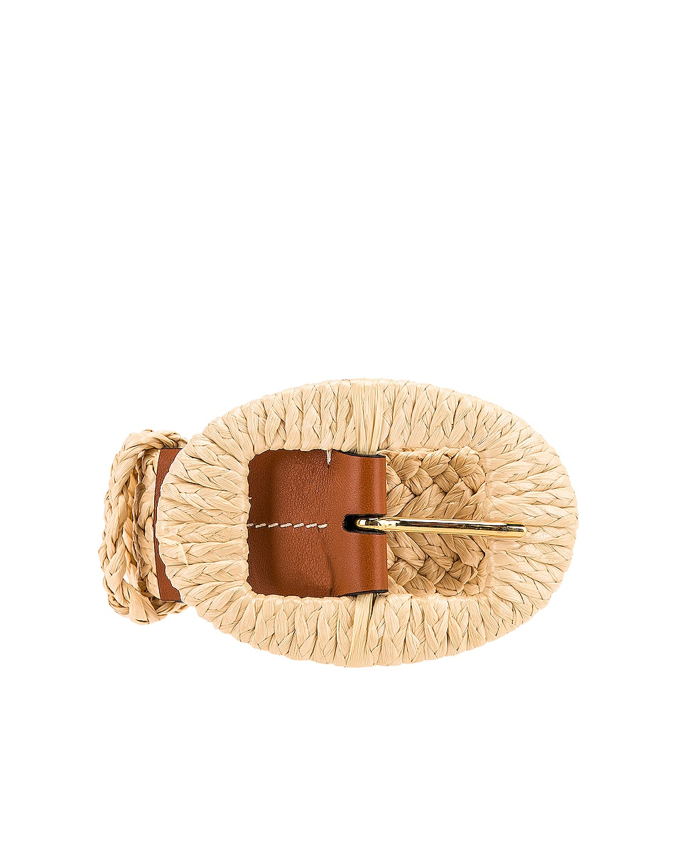 Image 1 of Altuzarra Sabrina Belt in Straw